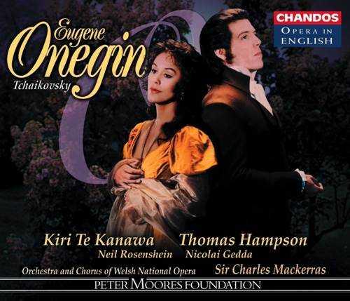 Mackerras, Kanawa, Hampson: Tchaikovsky - Eugene Onegin (2 CD, APE)