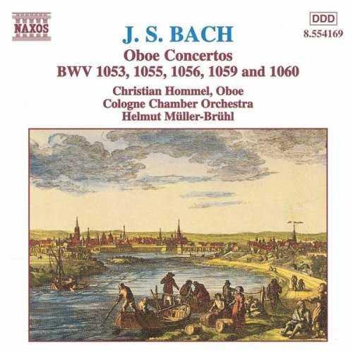 Muller-Bruhl: Bach - Oboe Concertos (APE)
