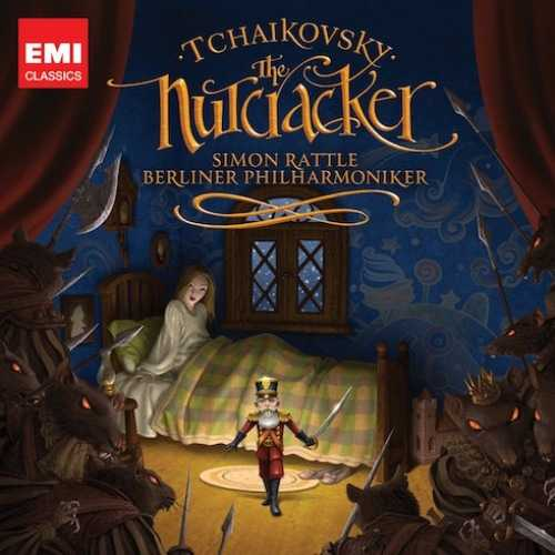 Rattle: Tchaikovsky - The Nutcracker (2 SACD, ISO)