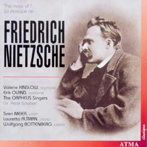 The Music of Friedrich Nietzsche (2 CD, APE)