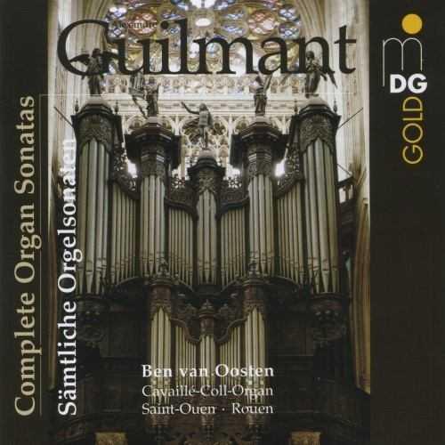 Van Oosten: Guilmant - Complete Organ Sonatas (3 CD, APE)