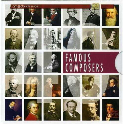 Famous Composers Premium Edition (40 CD box set, FLAC)