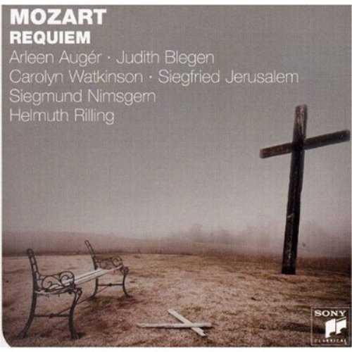 Rilling: Mozart - Requiem (FLAC)