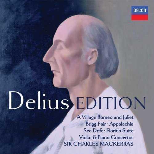 Mackerras: Delius Edition (8 CD box set, FLAC)