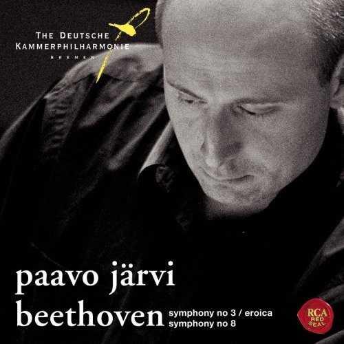 Jarvi: Beethoven - Symphony No. 3 , No. 8 (FLAC)