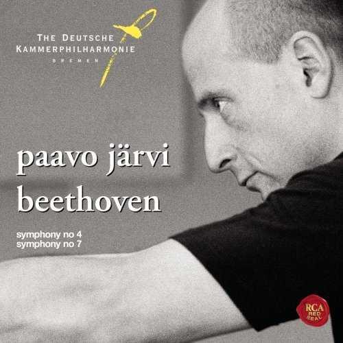 Jarvi: Beethoven - Symphony No. 4, No. 7 (FLAC)