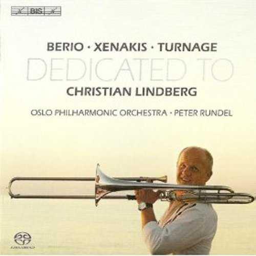 Dedicated to Christian Lindberg (FLAC)