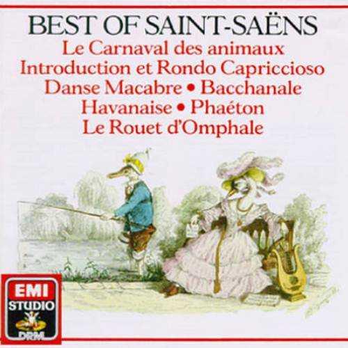 Best Of Saint-Saens (FLAC)