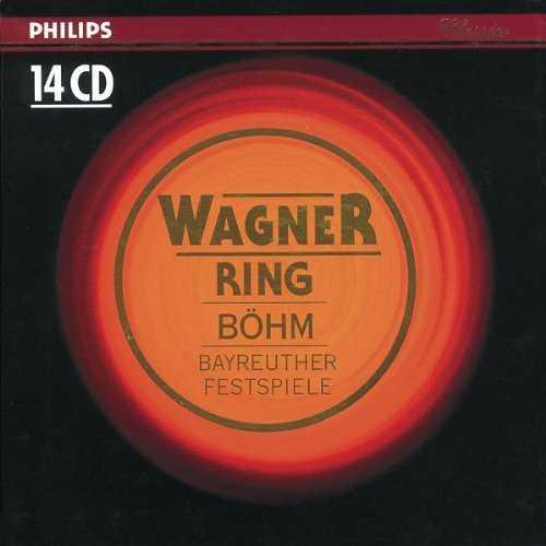 Bohm: Wagner - Der Ring des Nibelungen (14 CD box set, FLAC)