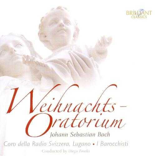 Fasolis: Bach - Weihnachts-Oratorium (2 CD, FLAC)