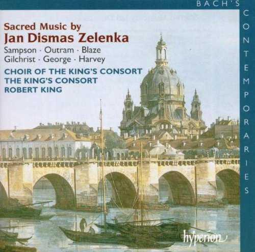 Zelenka - Sacred Music (APE)