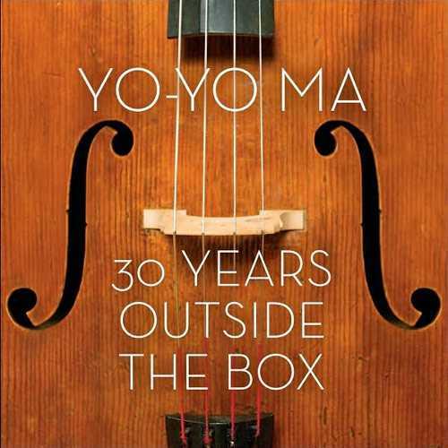 Yo-Yo Ma - 30 Years Outside The Box (90 CD box set, FLAC)