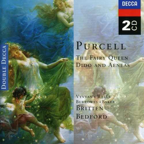 Britten, Bedford: Purcell - Fairy Queen, Dido And Aeneas (2 CD, APE)