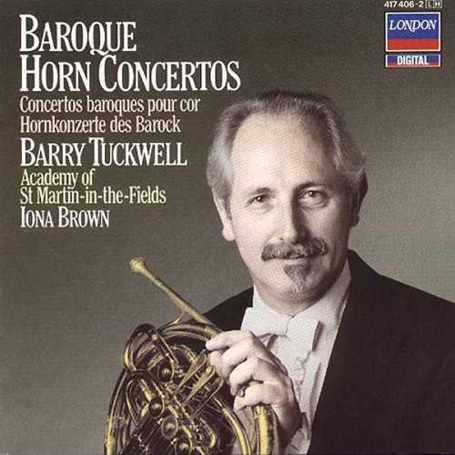 Tuckwell: Baroque Horn Concertos (FLAC)