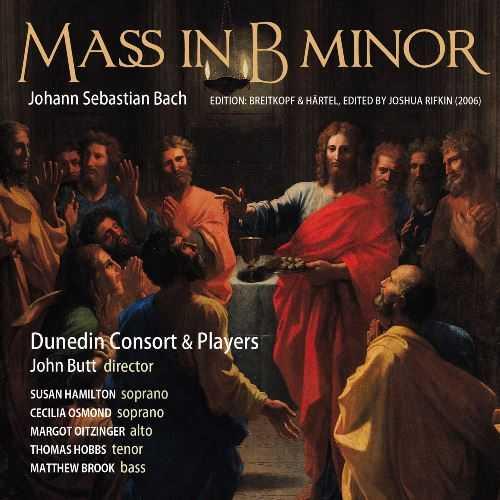 Butt: Bach - Mass in B minor (FLAC)