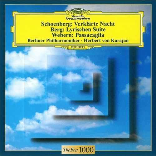 Karajan: Schoenberg, Berg, Webern (FLAC)