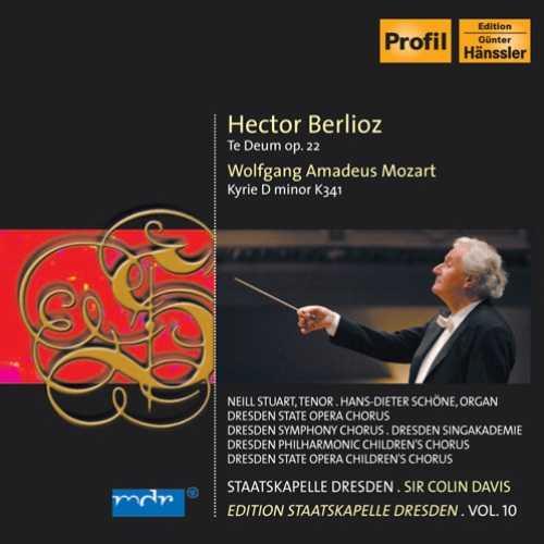 Davis: Berlioz - Te Deum op.22, Mozart - Kyrie K341 (FLAC)