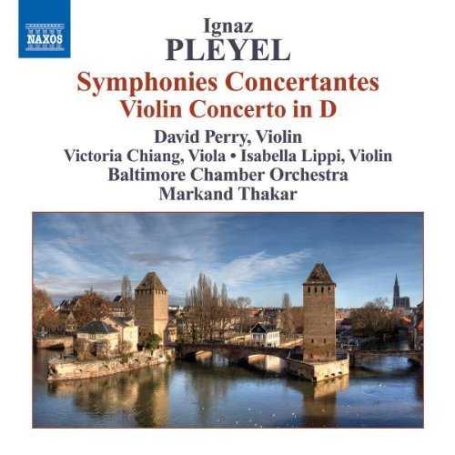 Thakar: Pleyel - Symphonies Concertantes (FLAC)