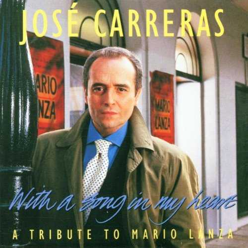 Jose Carreras: With a Song in My Heart - Tribute to Mario Lanza (WAV)