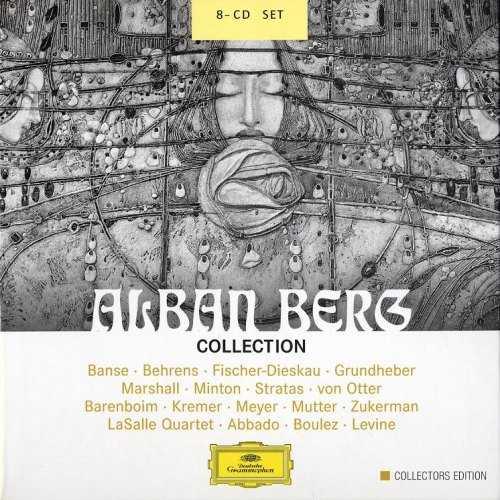 Alban Berg Collection (8 CD box set, APE)