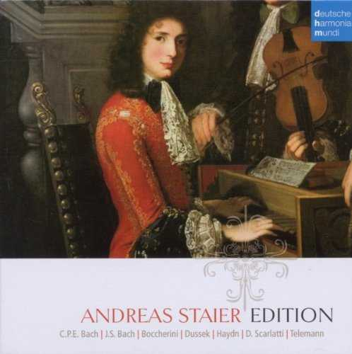Andreas Staier Edition (10 CD box set, FLAC)