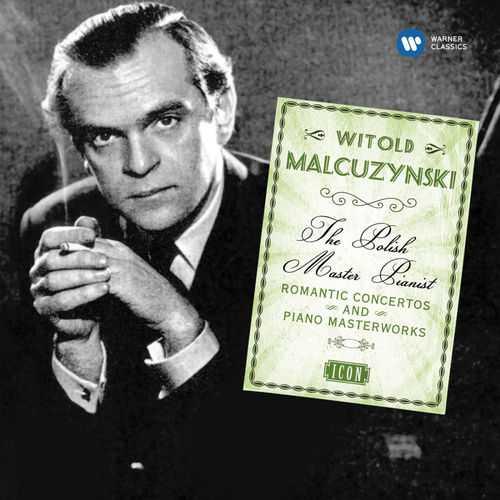 Witold Malcuzynski - The Polish Master Pianist (8 CD box set, APE)