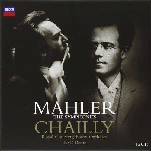 Chailly: Mahler - The Symphonies (12 CD box set, FLAC)