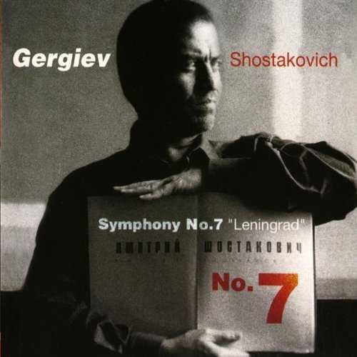 Gergiev: Shostakovich - Symphony no.7 (SACD, ISO)