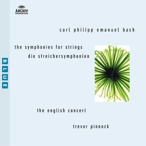 Pinnock: CPE Bach - The Symphonies for Strings (FLAC )