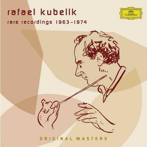 Rafael Kubelik - Rare Recordings 1963-1974 (8 CD box set, FLAC)