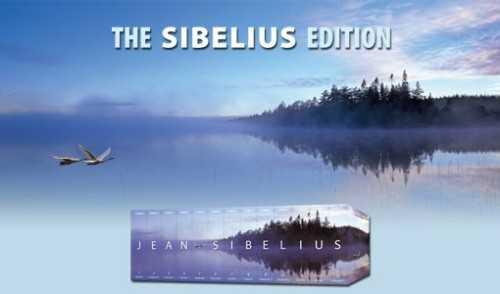 The Sibelius Edition (69 CD box set, FLAC)