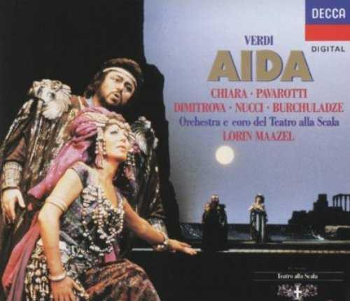 Maazel: Verdi - Aida (3 CD, APE)