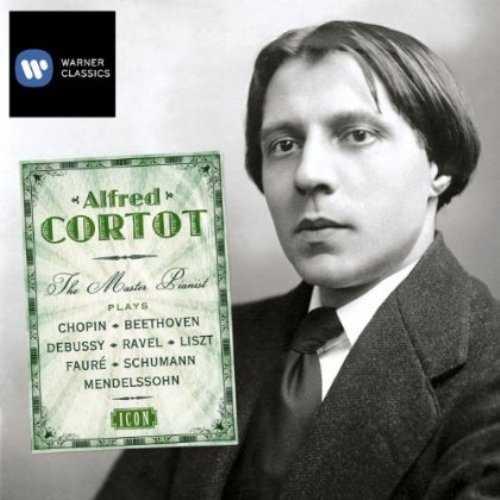 EMI Icon. Alfred Cortot - The Master Pianist (7 CD box set, FLAC)