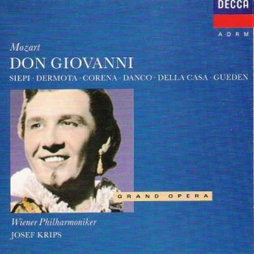 Krips: Mozart - Don Giovanni (3 CD box set, FLAC)