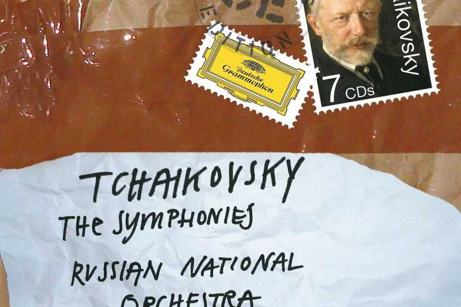 Tchaikovsky: The Symphonies (7 CD box set, FLAC)