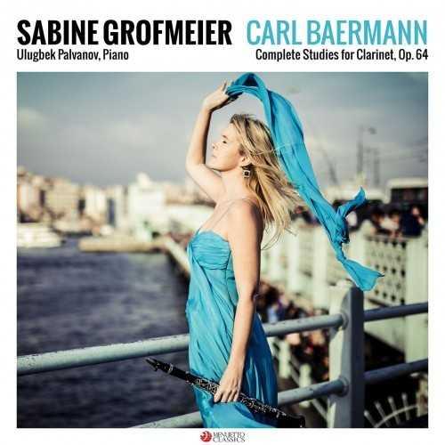 Baermann - Complete Studies for Clarinet op64 (24/96 FLAC)