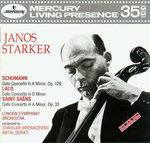 Schumann, Lalo, Saint-Saëns - Cello Concertos (APE)