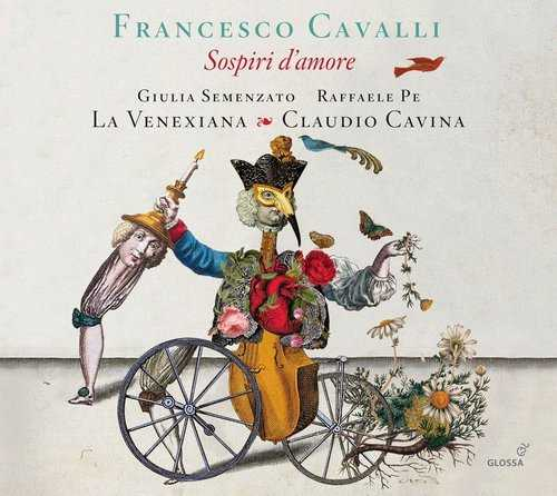 Cavina: Francesco Cavalli - Sospiri d'amore (24/96 FLAC)