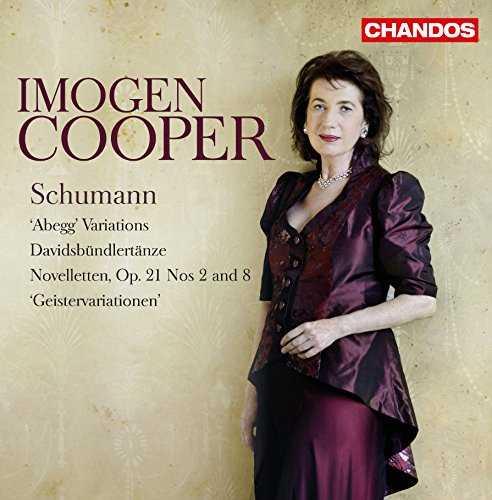 Imogen Cooper plays Schumann (24/96 FLAC)