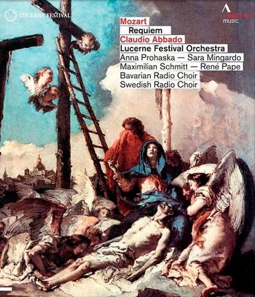 Lucerne Festival Orchestra: Mozart - Requiem in D Minor (24/48 FLAC)