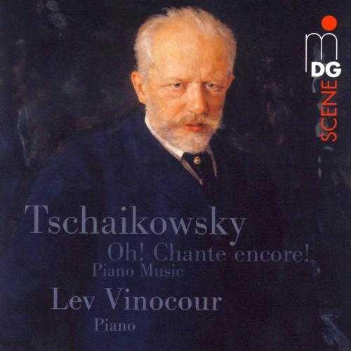 Lev Vinocour - Tchaikovsky: Oh! Chante Encore!: Piano Music (24/88 FLAC)
