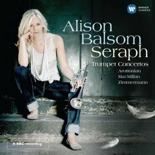 Alison Balsom - Seraph (24/44 FLAC)
