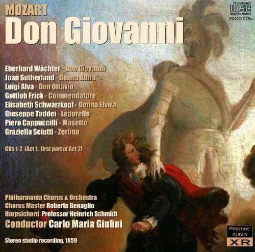 Giulini: Mozart - Don Giovanni (24/48 FLAC)
