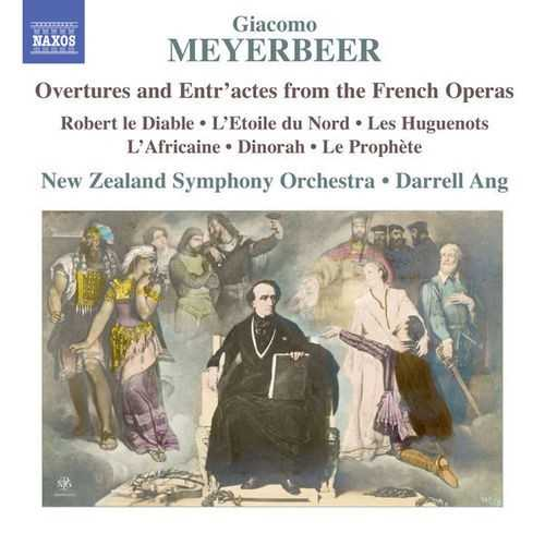 Meyerbeer - Overtures and Entr'actes from the French Operas (24/96 FLAC)