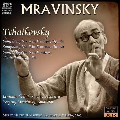 Mravinsky: Tchaikovsky - Symphony no.4,5,6 (24/48 FLAC)
