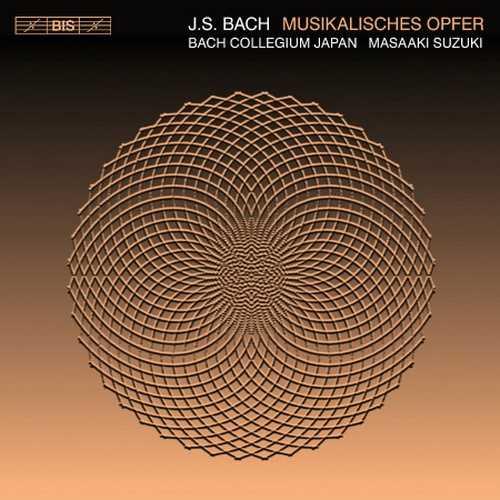 Suzuki: Bach - Musikalisches Opfer (24/96 FLAC)