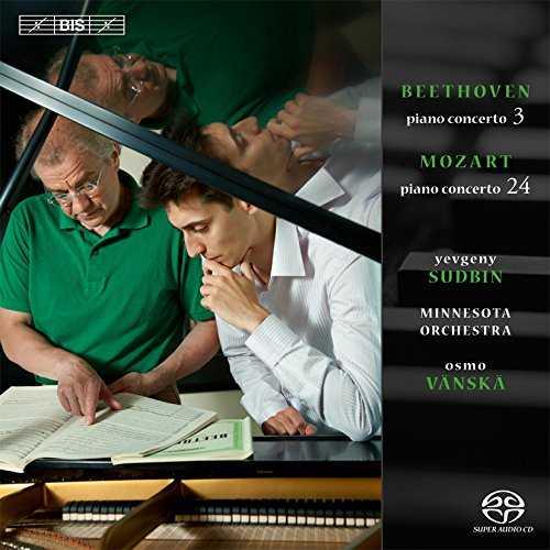Sudbin, Vänskä: Beethoven, Mozart - Piano Concertos (24/96 FLAC)