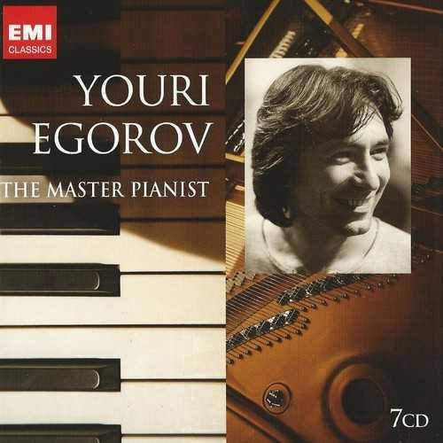 Youri Yegorov - The Master Pianist (7 CD box set FLAC)