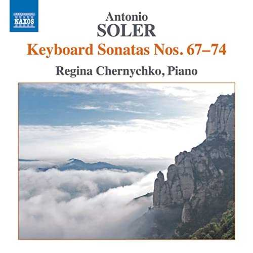 Chernychko: Soler - Keyboard Sonatas no.67-74 (24/48 FLAC)