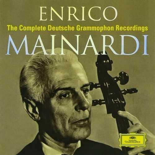 Enrico Mainardi - The Complete Deutsche Grammophon Recordings (14 CD FLAC)